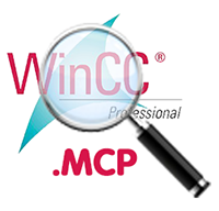 Файл проекта SCADA-системы SIMATIC WinCC. Внутреннее устройство