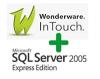 Подключаем Wonderware InTouch 10.1 к MS SQL Server 2005 Express Edition. Обходим «подводные камни»