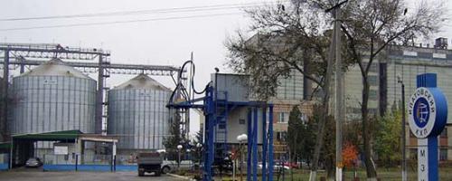 АСУ ТП элеватора емкостью 50 000 тонн. Зерновой элеватор