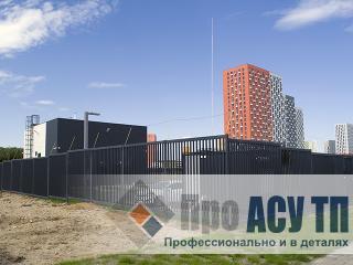 АСУ ТП канализационной насосной станции. КНС №2