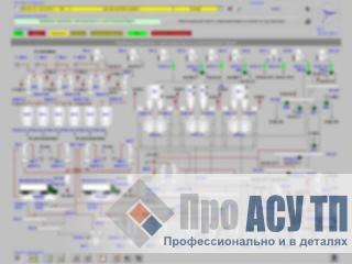 АСУ ТП элеватора емкостью 60 000 тонн. Система диспетчеризации