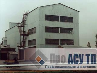 АСУ ТП комбикормового завода производительностью 120 тонн в сутки. Комбикормовый завод