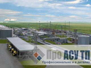 АСУ ТП перекачки нефтепродуктов на терминале нефтепродуктов с причальным комплексом. Терминал нефтепродуктов