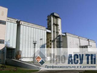 Модернизация АСУ ТП рабочего здания элеватора. Элеватор с. Красногвардейское
