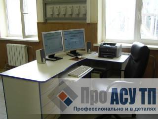 АСУ ТП речного портового терминала. АРМ оператора