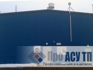 Модернизация АСУ ТП станций ультрафиолетового обеззараживания. УУФИ №3