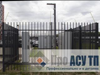 Автоматизированная система диспетчеризации ливневой насосной станции. ЛНС №1