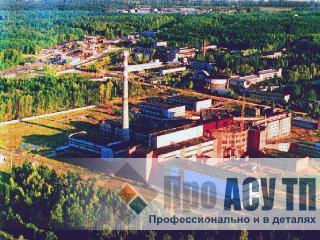 Реакторный комплекс ПИК. Общий вид
