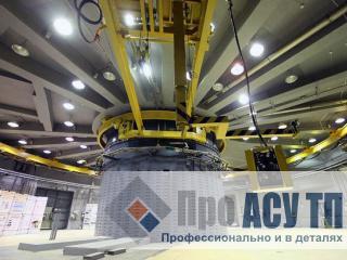 Реакторный комплекс ПИК. Реактор ПИК
