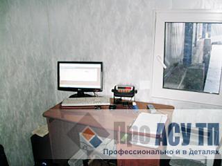 Система учета грузооборота. АРМ оператора